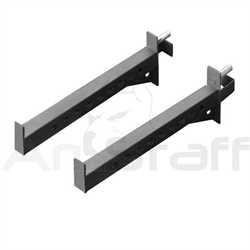 "Set of Safety Spotter Arms - 2.5"" x 3.25"""