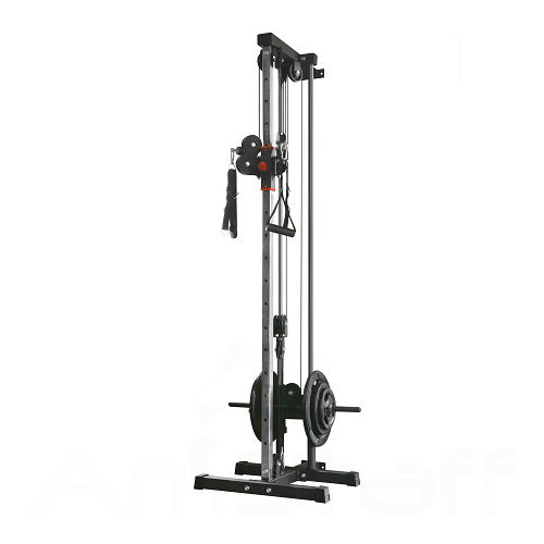 Amstaff Fitness Df2109 Single Stack Plate Loaded Trainer