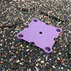 """Additional images for Rubber Mat 20"""" x 20"""" x 20mm - Grey Spekle"""