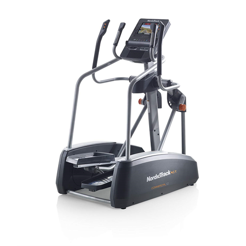Commercial 1750 Treadmill Assembly: NordicTrack A.C.T Commercial 10