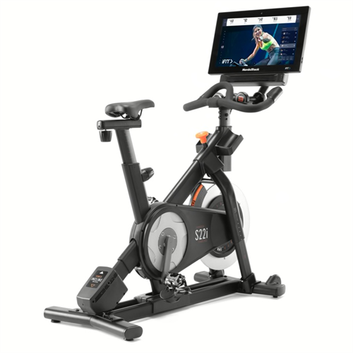 NordicTrack S22i Studio Cycle - 1-Year iFit Included