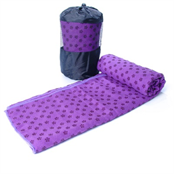 Yoga Towel - Purple