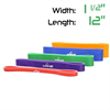 AmStaff Shorty Strength Band – Green - Light – 1. 5""