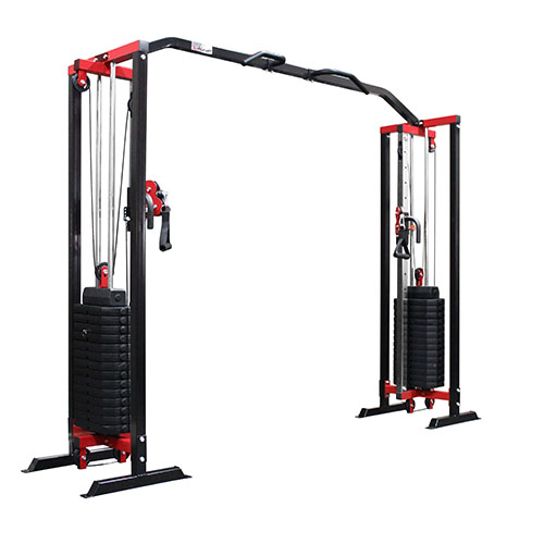 Amstaff Fitness TC001B Cable Crossover Machine