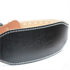 Additional images for Leather Weight Lifting Belt - Small