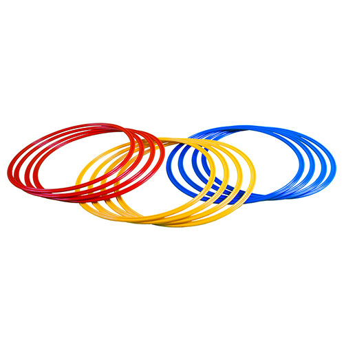 Speed & Agility Ring Set