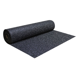 4' x 50' Rubber Flooring Roll