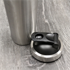 Additional images for AmStaff Fitness Stainless Steel Shaker Bottle