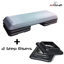 Step - Aerobic Stepper 4in - 10in
