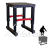 Adjustable Plyometric Box 16in – 28in - TT006