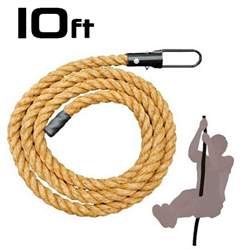 AmStaff 10ft Climbing Rope