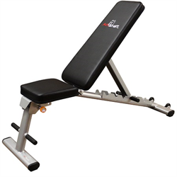 AmStaff Fitness TT1104 Multi-FID Folding Bench