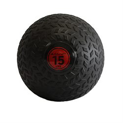 AmStaff Fitness Pro Grip Slam Ball 15lbs