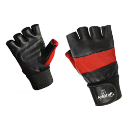 AmStaff WristWrap Training Gloves