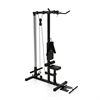 Additional images for AmStaff Fitness DF1191 Lat, Core & Row Machine
