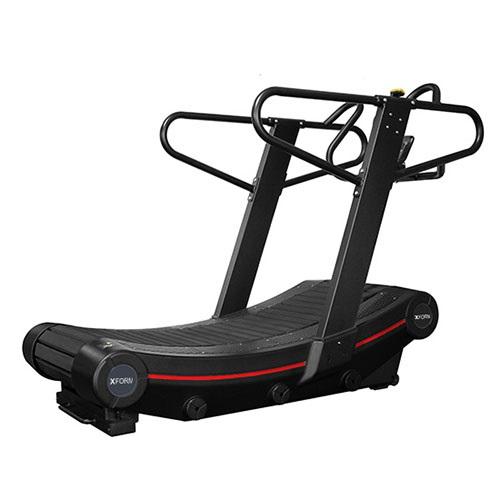 XFORM Fitness Manual Curve Treadmill