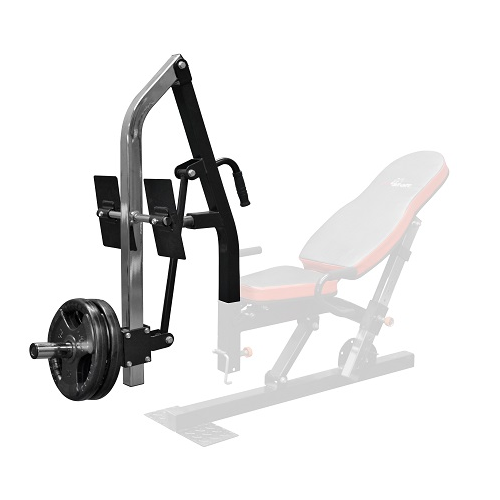 TB011C Leg Press Attachment for Workout Bench