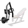 Additional images for TB011C Leg Press Attachment for Workout Bench