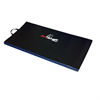 "2' x 4' Black Exercise Mat - 2"" Thick"