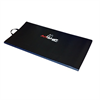 "2' x 4' Black Exercise Mat - 1"" Thick"