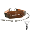 AmStaff Fitness Leather Dip Belt