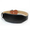 Additional images for Leather Weight Lifting Belt - Large