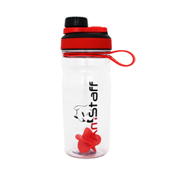 AmStaff Fitness Premium Shaker Bottle