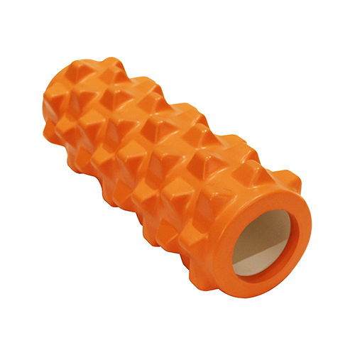 Firm Grid Foam Roller - Orange