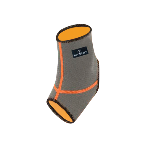 AmStaff Fitness Neoprene Support Sleeve - Ankle - Small