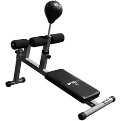 AmStaff DF-1301 Sit Up Bench w/ Speedball