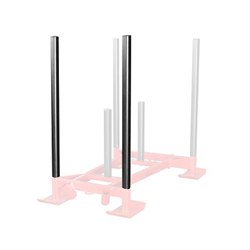 Driving Sled Extra Posts (Pair)