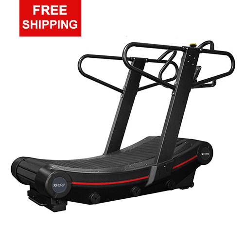 XFORM Manual Curve Treadmill
