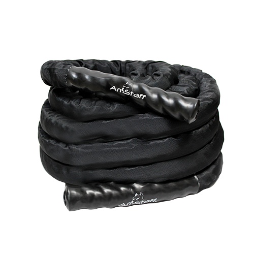 """30' Undulation Rope / Battle Rope with Sleeve 1.5"""""""