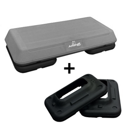 AmStaff Step Jr. - Aerobic Stepper 4 in - 8 in