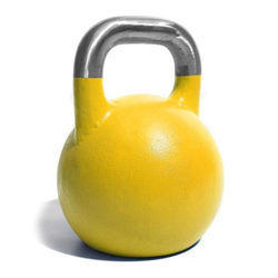16kg Yellow Competition kettlebell