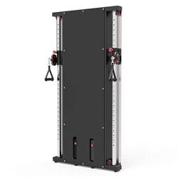 AmStaff Fitness SpaceSmart Wall Mounted Functional Trainer