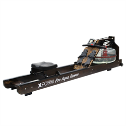 XFORM Fitness Pro Water AR Rower