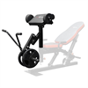 TB011F Preacher Arm Curl Attachment for Workout Bench