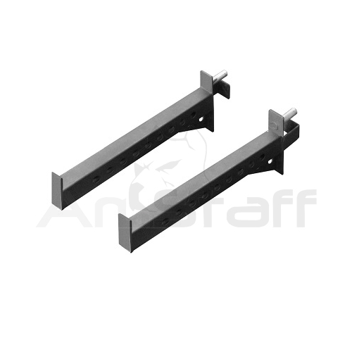 "Set of Safety Spotter Arms - 3"" x 3"""
