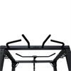 Additional images for AmStaff Fitness 370  Commercial Power / Squat Rack with Lat/Pull Down Attachment