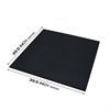 "Additional images for Rubber Mat 40"" x 40"" x 15mm - Black"
