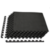 Additional images for Black Heavy-Duty Interlocking Foam Mat