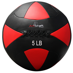 AmStaff Fitness 5lbs Commercial Wall Ball