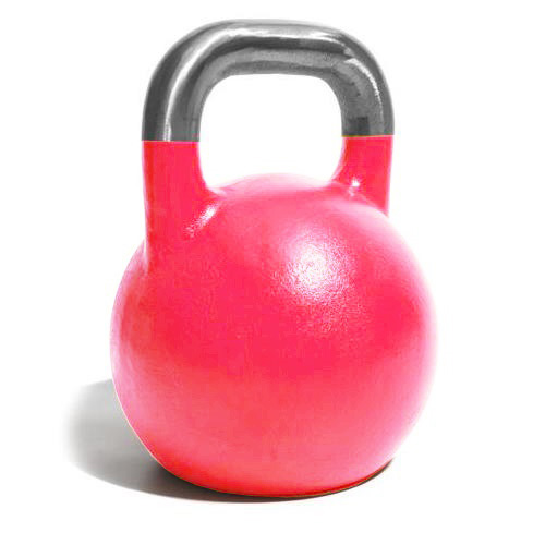 28kg Pink Competition Kettlebell - CLEARANCE