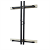 Additional images for Amstaff TP019W Folding Wall Mount Squat Rack