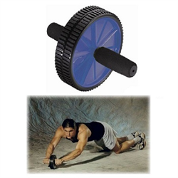 AB Wheel Abdominal Exerciser