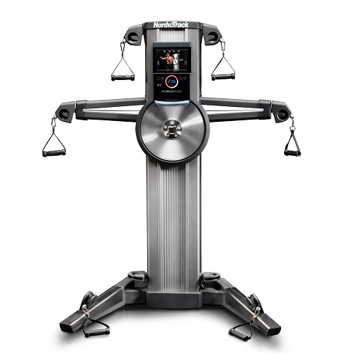 "NordicTrack Fusion CST Trainer w/ 10"" Tablet - Floor Model"