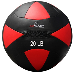 AmStaff Fitness 20lbs Commercial Wall Ball