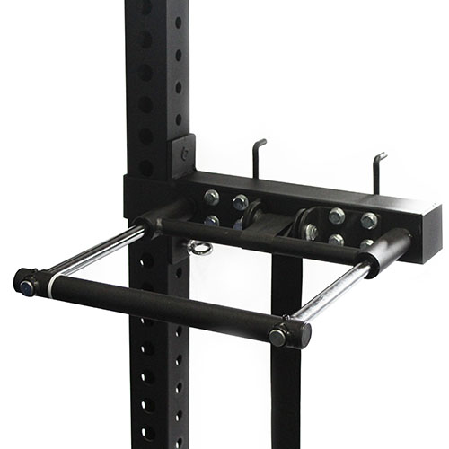 Grip Training Attachment for Rig