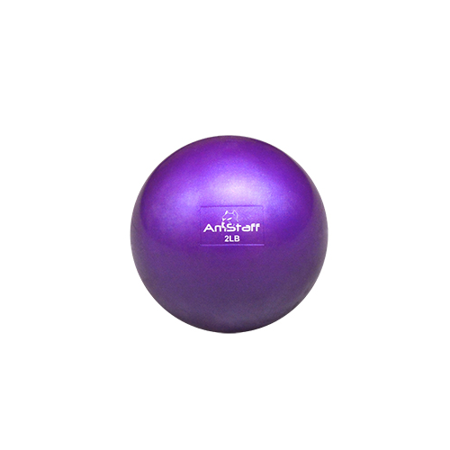 Pilates Weighted Toning Ball - 2lbs